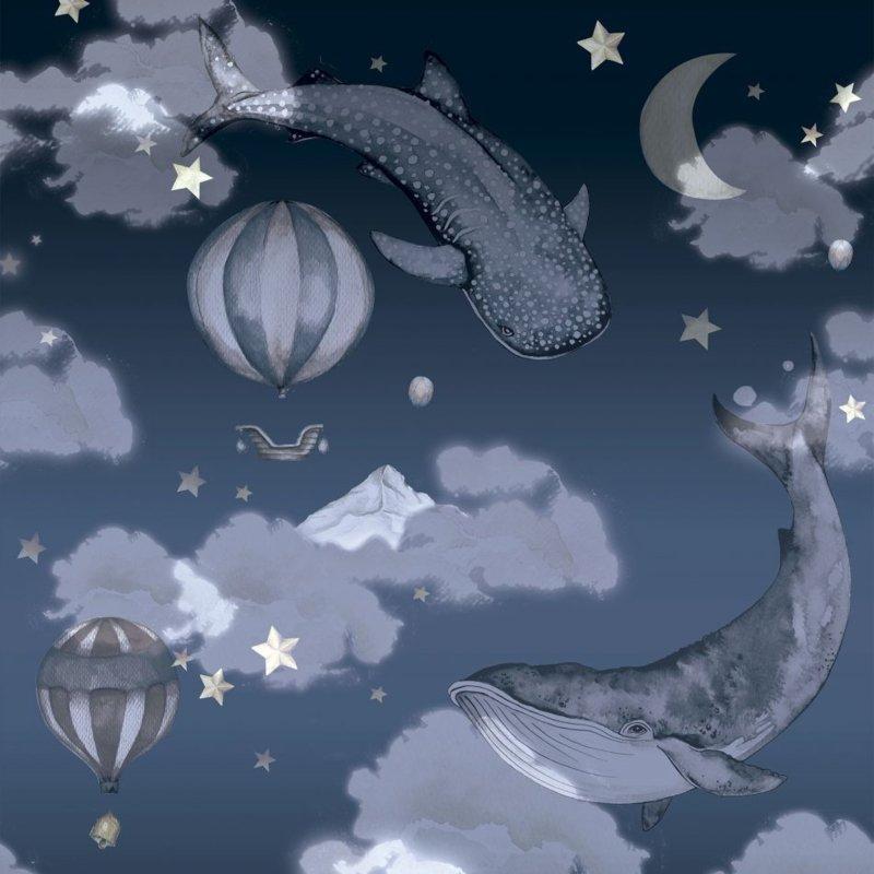 Night Night' Behang