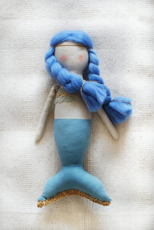 Mermaid Magical Blue -Azalea