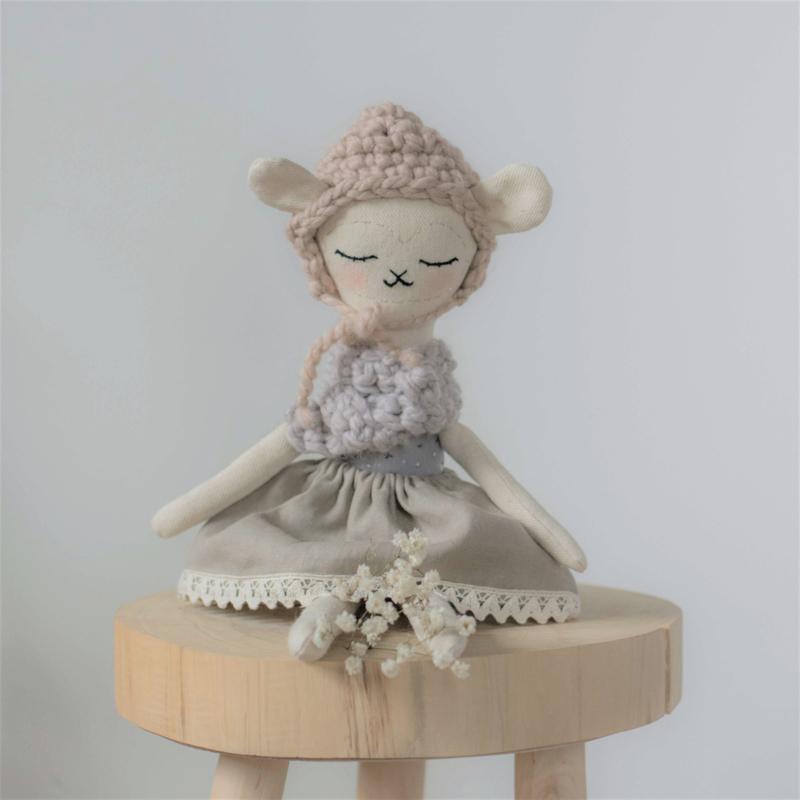 Lovely Little Sheep- Marie