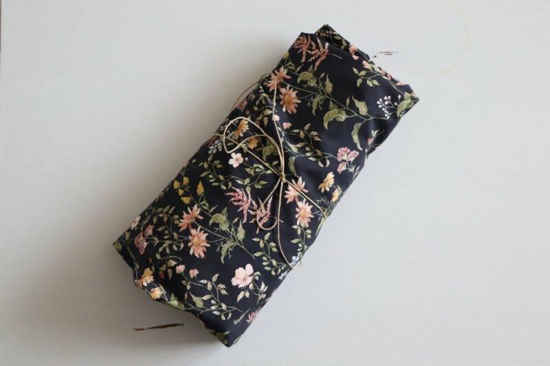 Black Flowers -Hoeslaken- 120 x 60