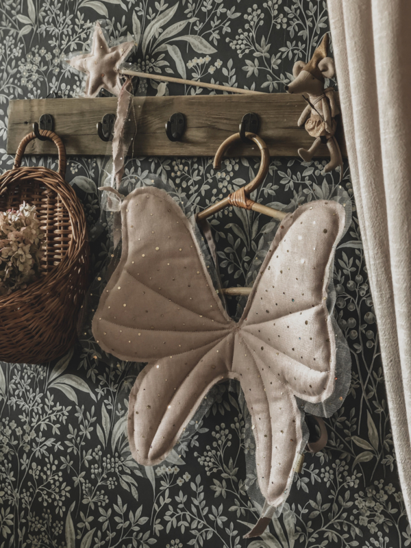 Fairy Set- Oud Roze