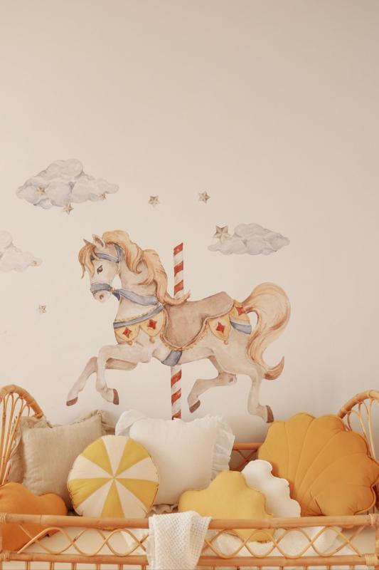 Sierkussen wolk, Honey-MoiMili