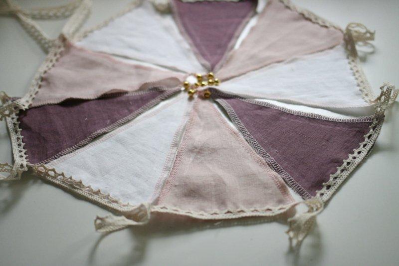 Garland-Powder Berry & Pink